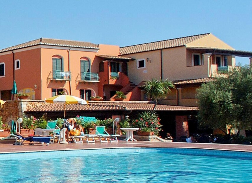 Hotel Torre Moresca****
