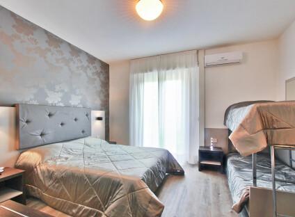 Hotel Gambrinus*** - pokoj čtyřlůžkový