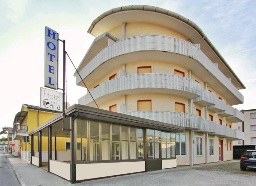 Hotel Carla** - Lignano Sabbiadoro