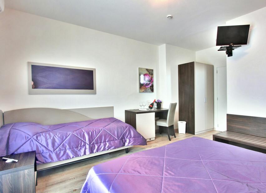 Hotel Gambrinus*** - pokoj třílůžkový