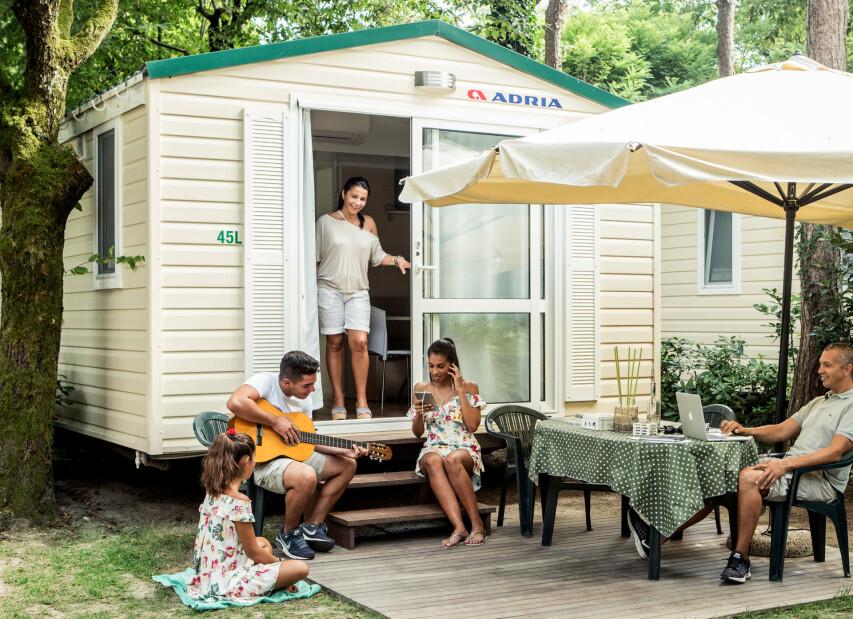 mobilhome typ L - Camping Sabbiadoro