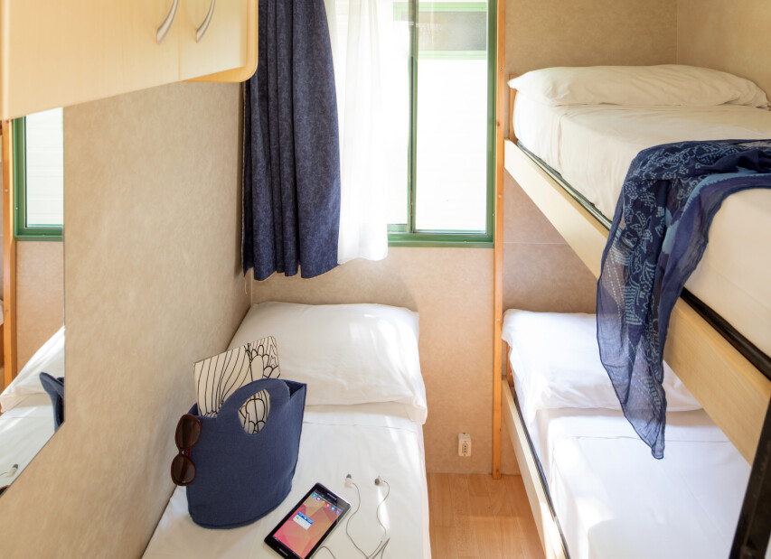 mobilhome typ M - Camping Sabbiadoro