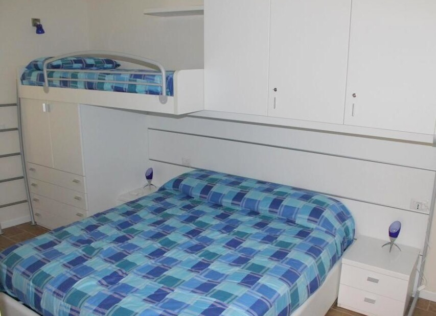 apartmán trilo - residence Baia La Ruota