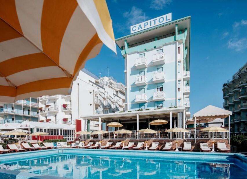 Hotel Capitol***
