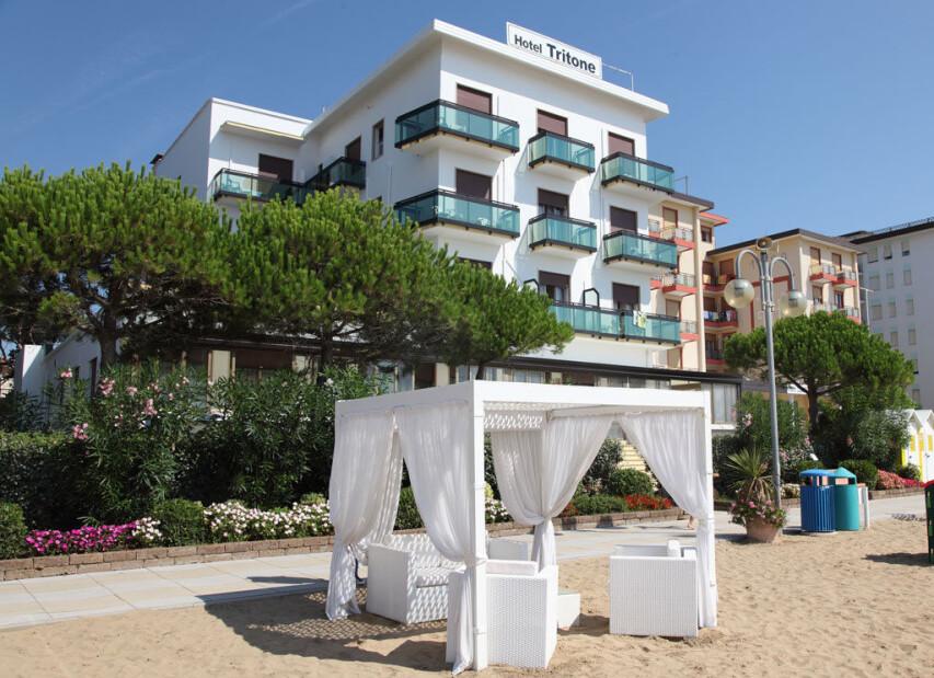 Hotel Tritone**