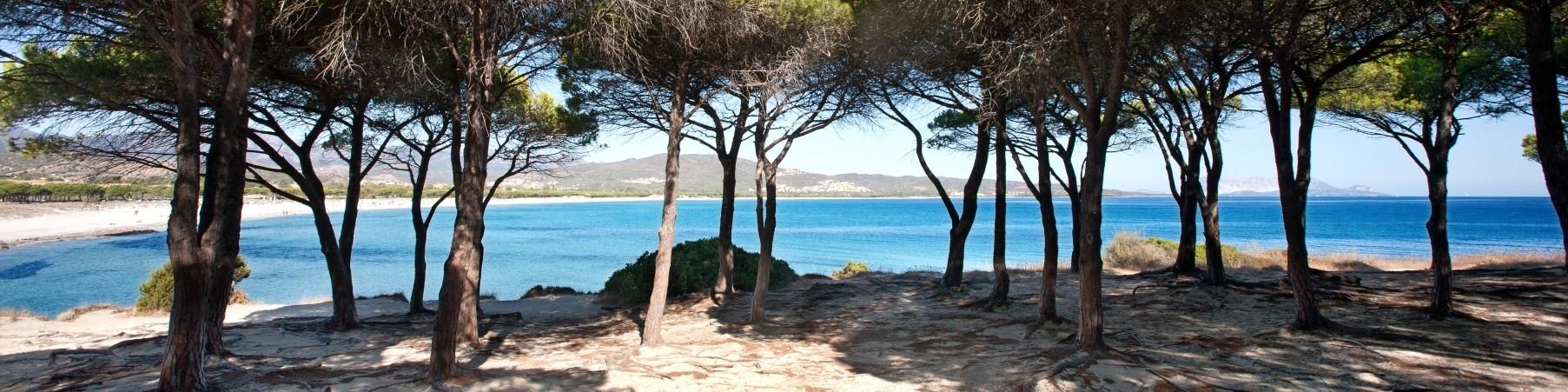 Tanaunella - pláž Budoni