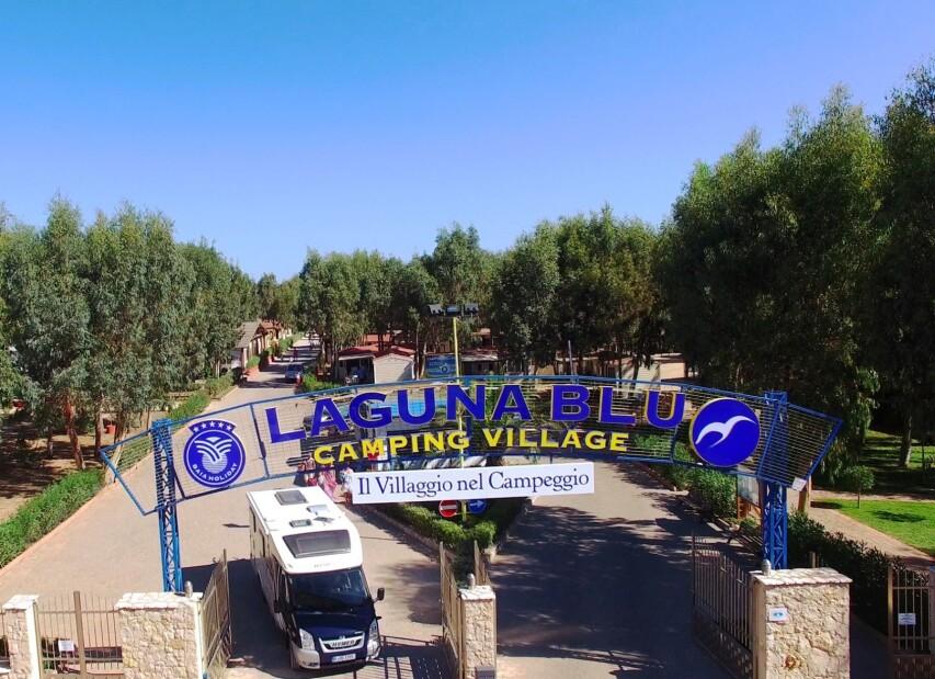 Camping Village Laguna Blu****