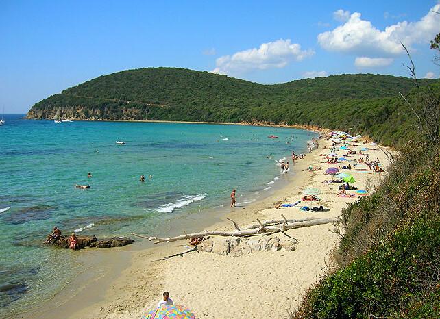 Zažijte moře v Toskánsku
