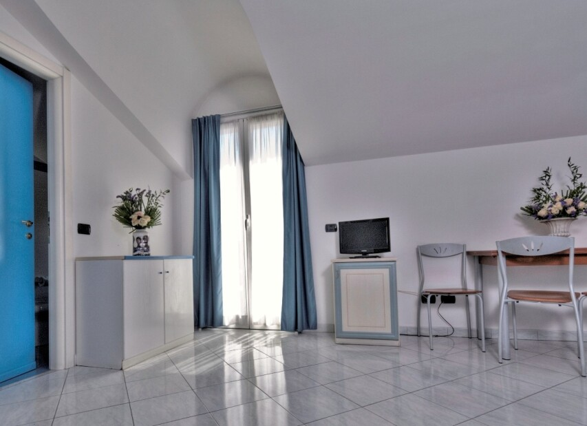 Hotel***Residence Mediterraneo - Diano Marina