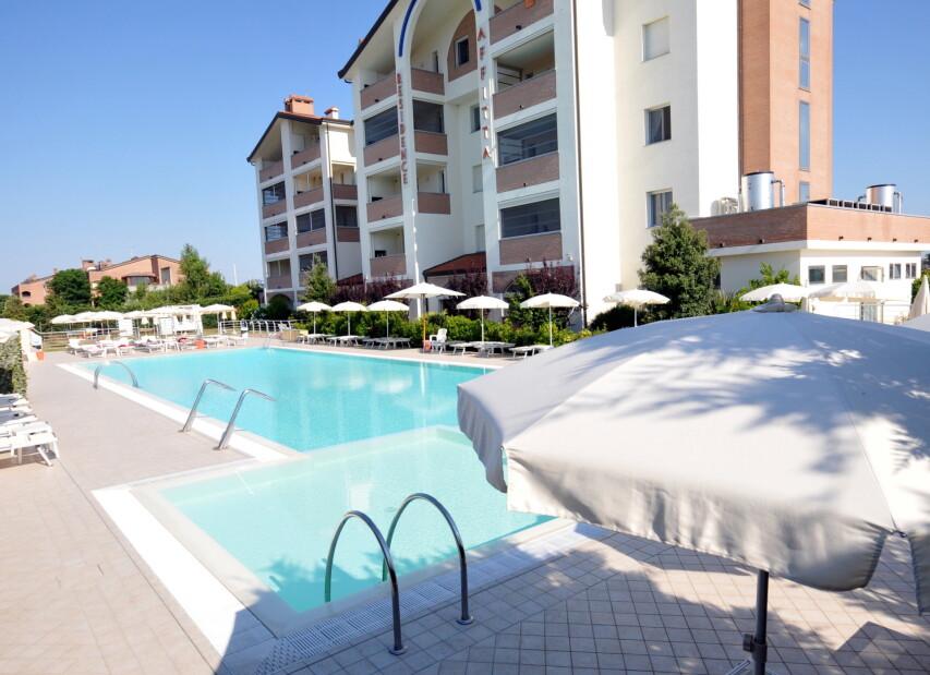 Komfortní apartmány v Estensi