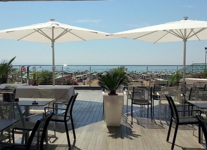 bar u pláže s bazény - Bar Sabbiadoro