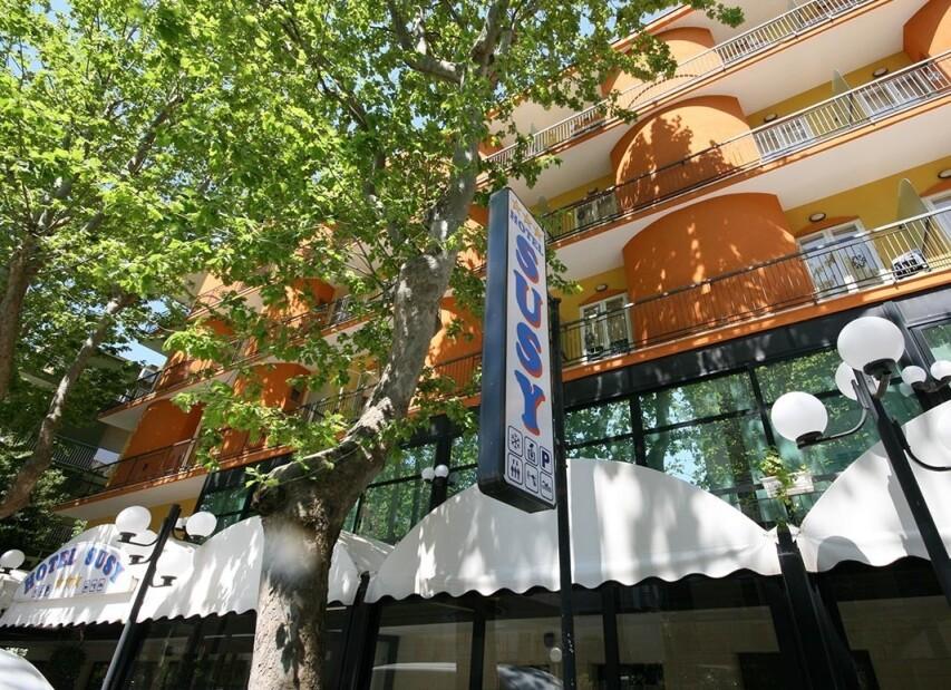 Hotel Susy***