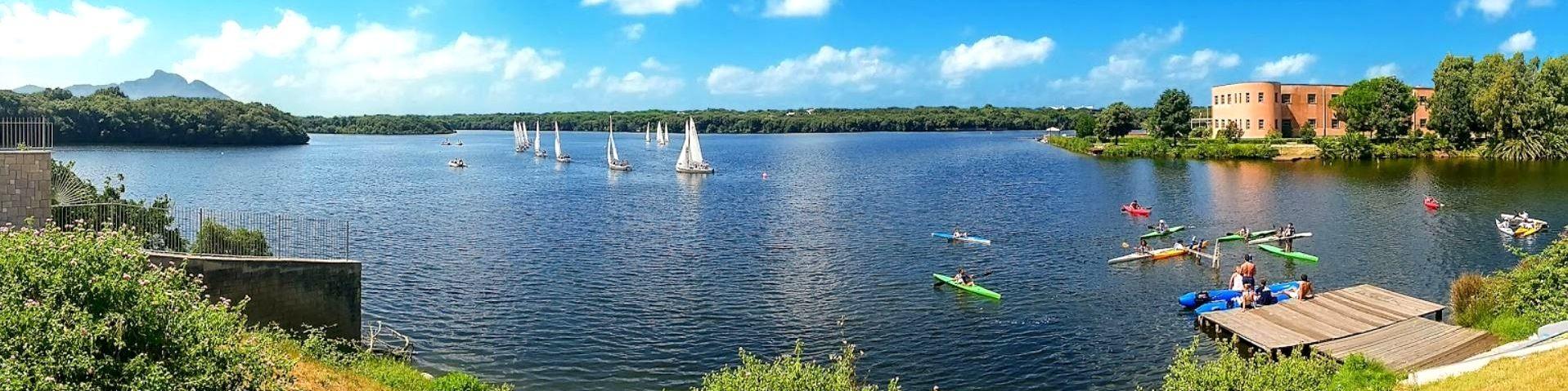Lago di Sabaudia