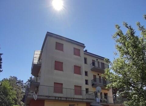 Apartmány Lido di Volano - příklad