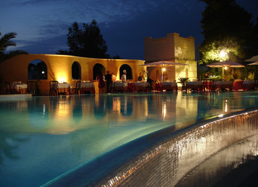 11 swimming pool by night.JPG