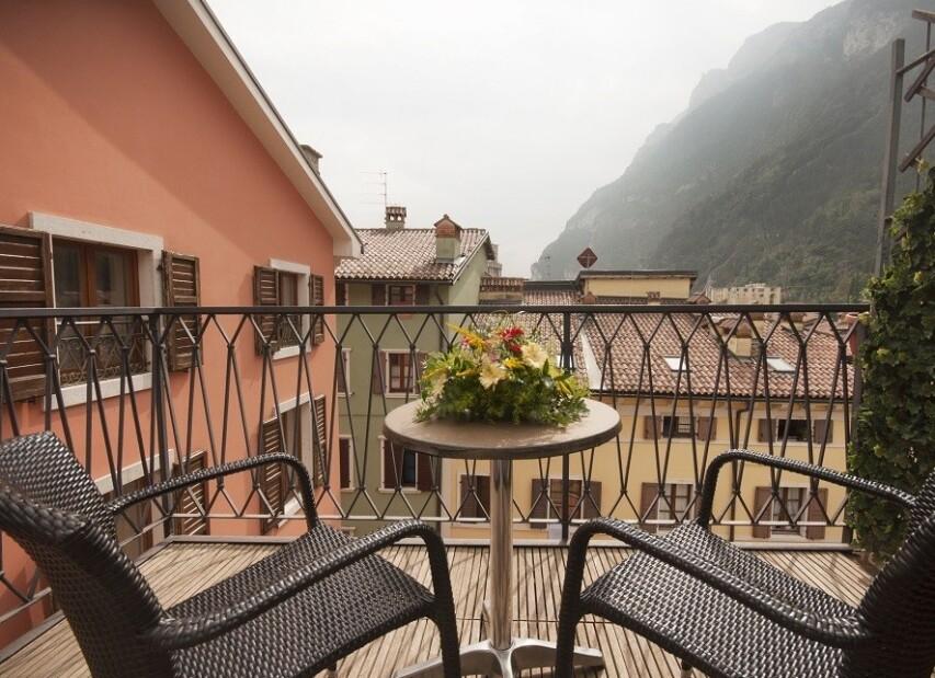 Standard 4 s balkonem