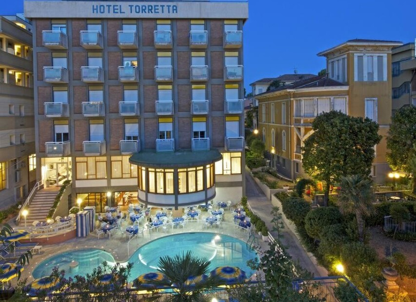 Hotel Torretta***