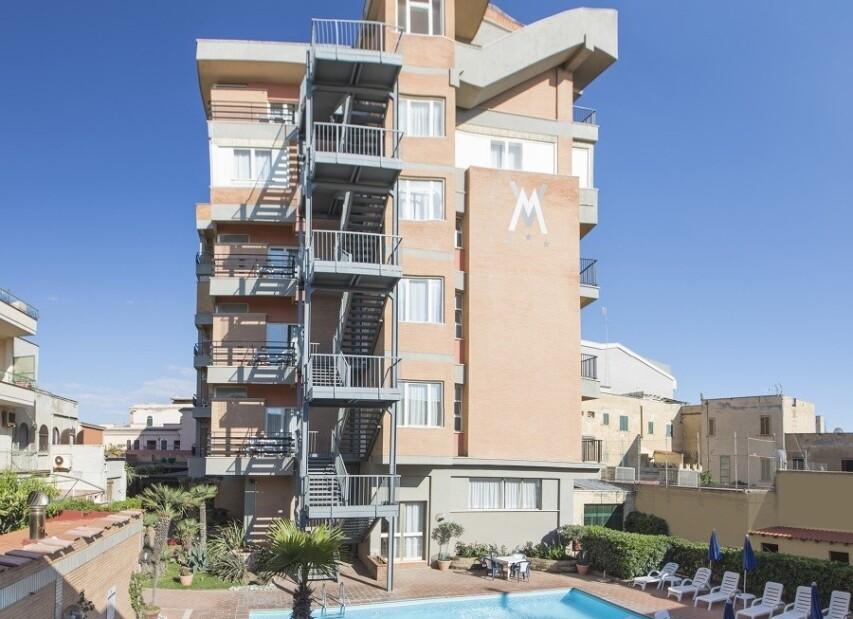 Hotel Villa Margherita***