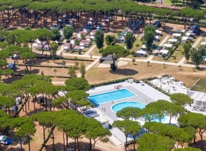 Camping Village Roma Capitol****