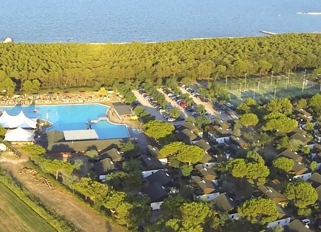 4500 m² bazénů a spousta vyžití