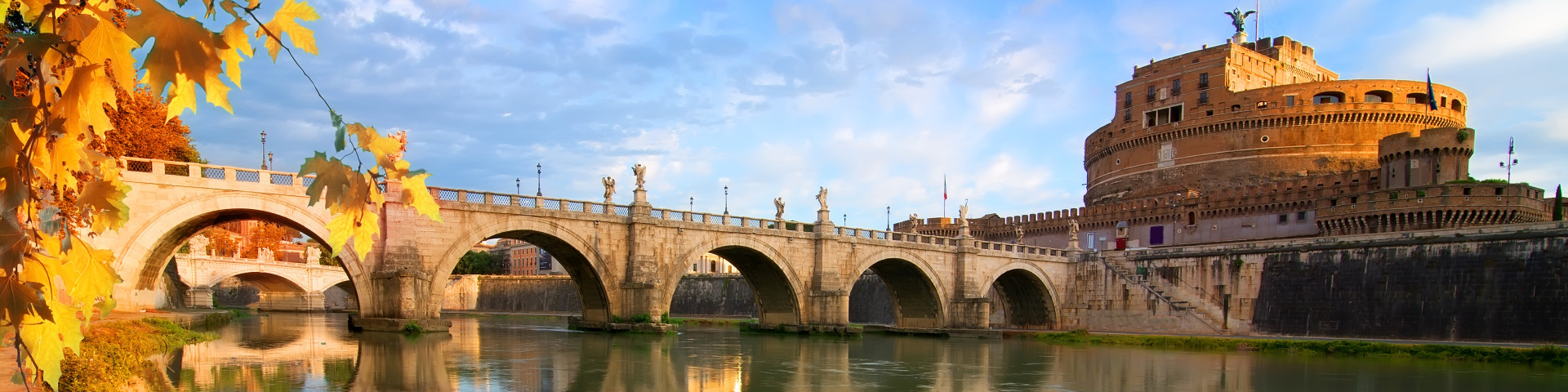 Roma - Ponte di Sant'Angelo