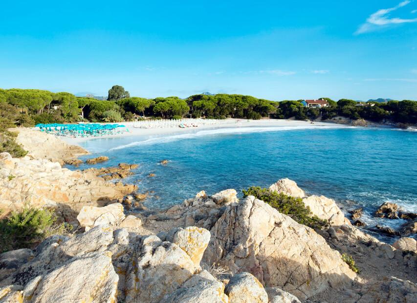 Pláž Cala Liberotto