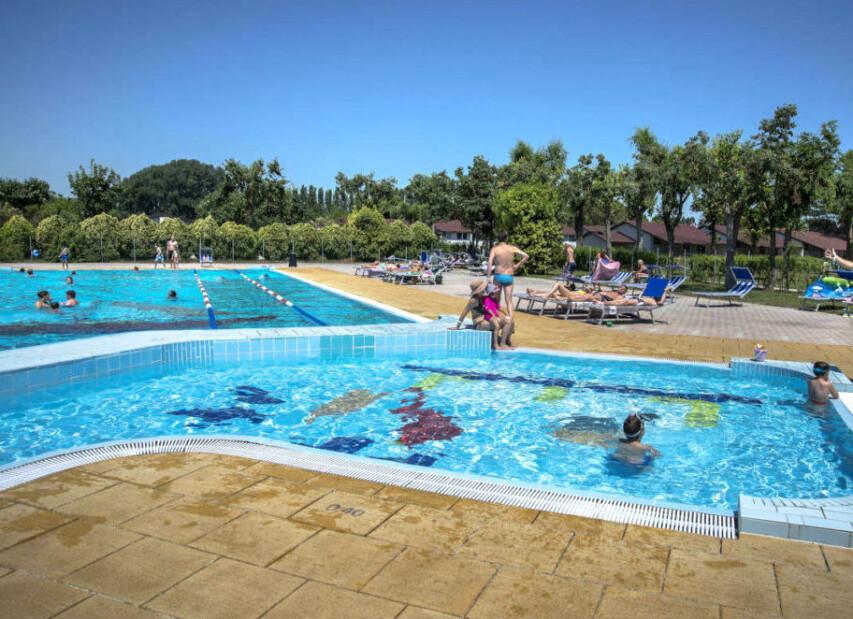 bazén Residence