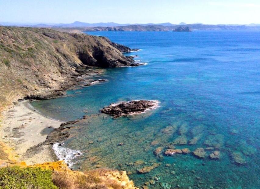 pláž Punta Su Turrone
