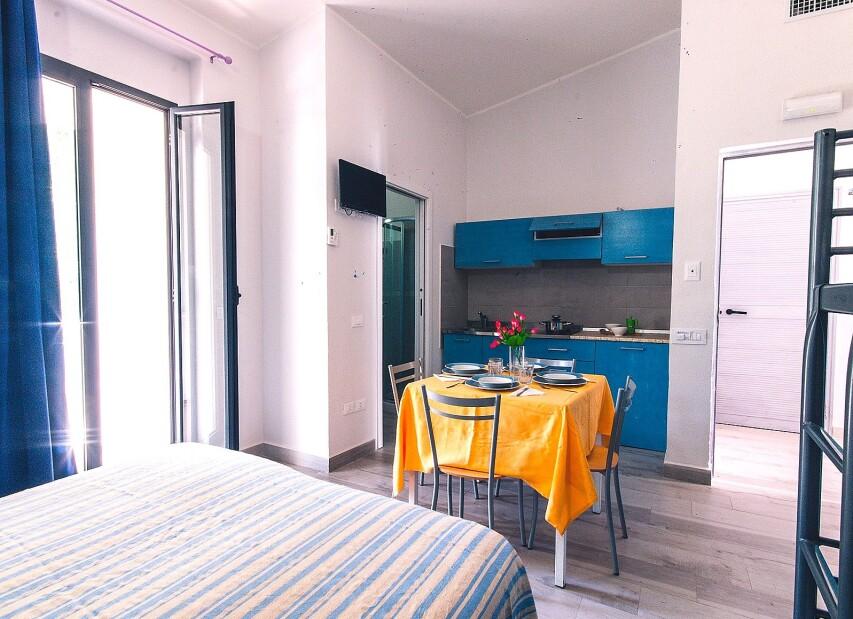 Residence Villaggio Costa Blu