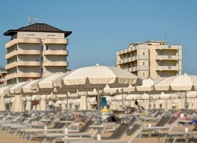pláž u Hotel Diplomatic***