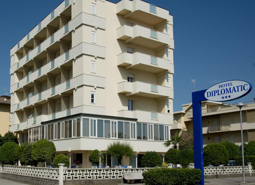 Hotel Diplomatic***