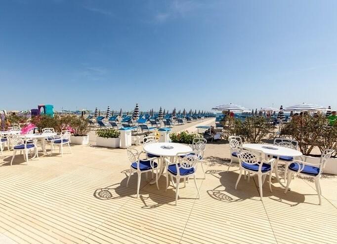 pláž u hotelu Doge****