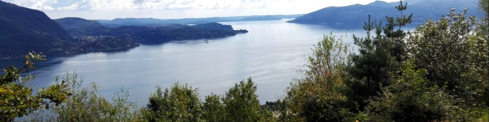 Premeno, výhled na jezero