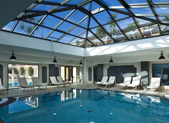 SPA Templum v hotelu Cala Ginepro Hotel Resort****