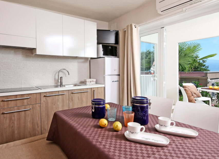 Mobilhome Suite Living Deluxe