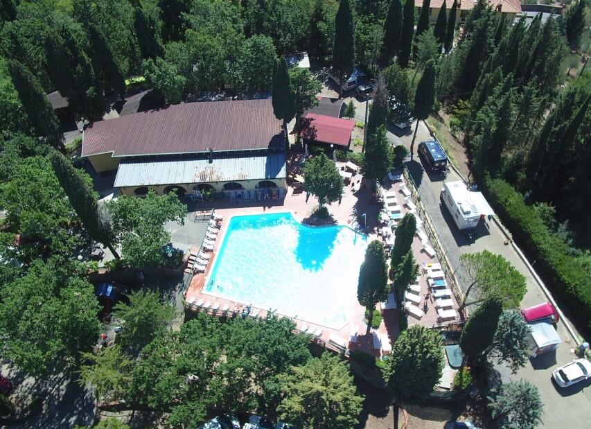 Camping village Panoramico