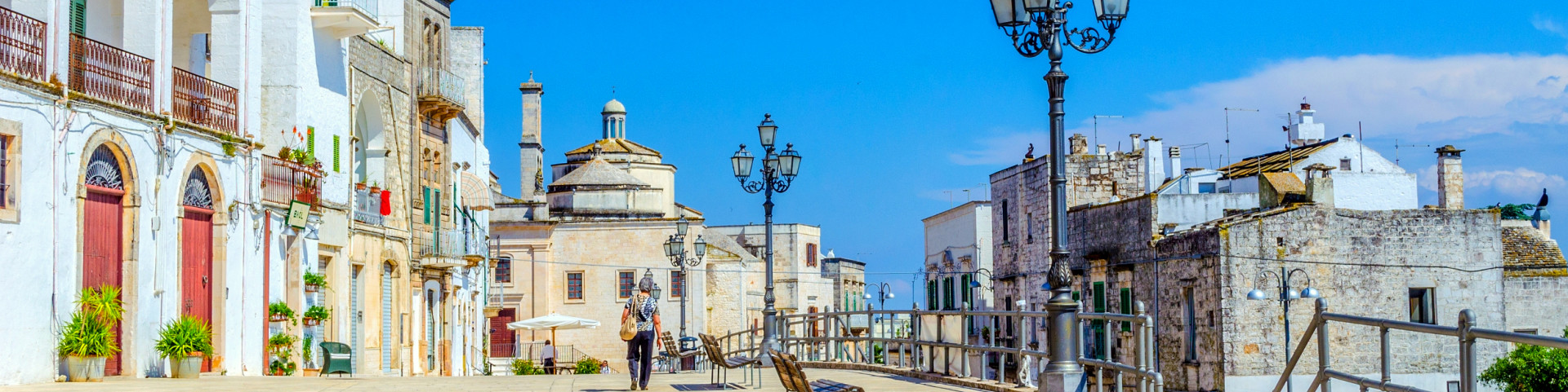 Historické centrum Carovigno