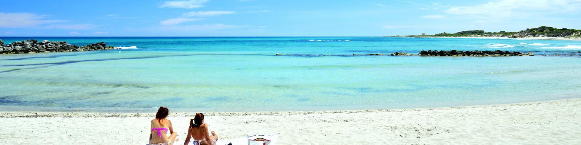 nejbližší pláž Carivigno
