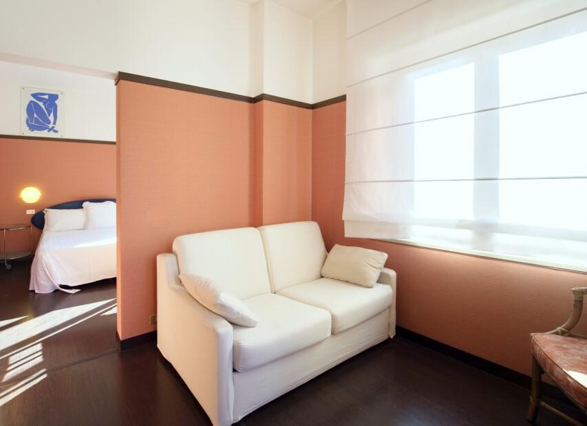třílůžkový pokoj Standard