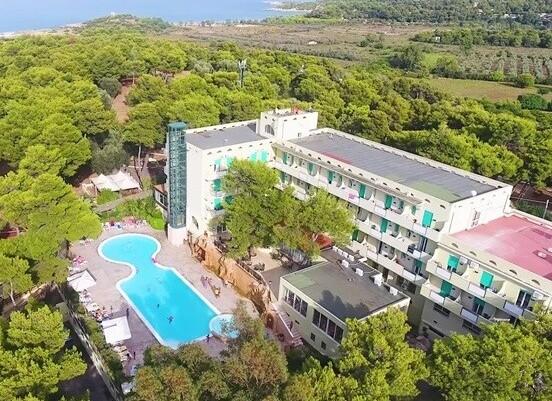 Park hotel Paglianza Paradiso ***