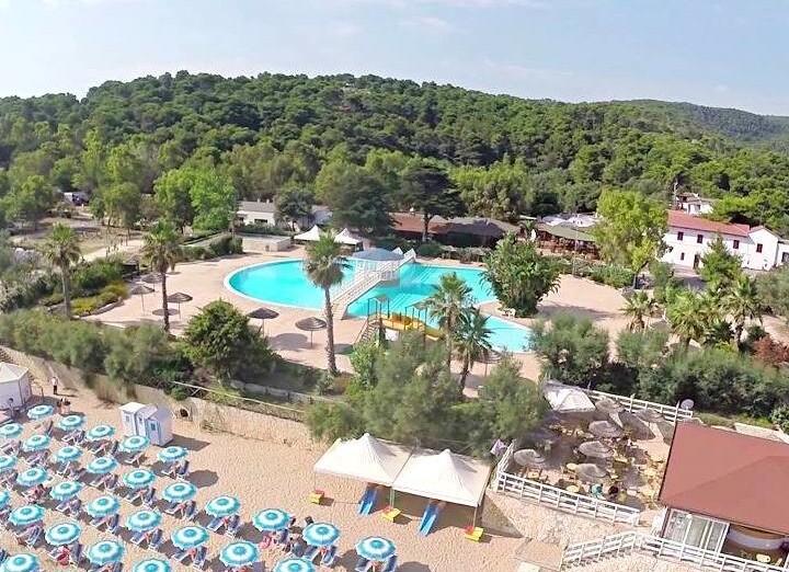 Camping Villaggio Internazionale Manacore