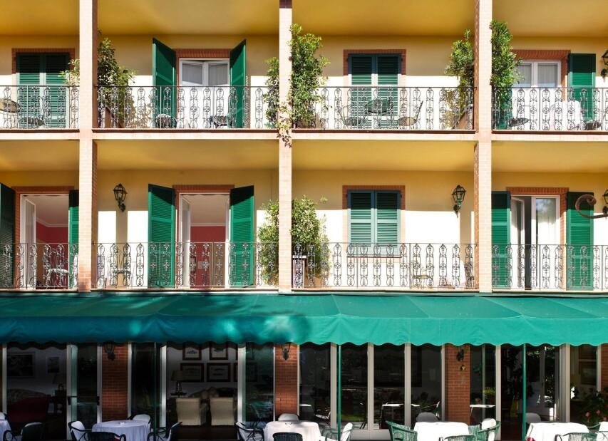 Hotel Franceschi Villa Mimosa****