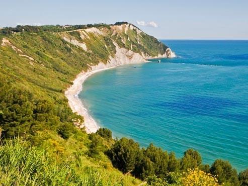 pláže Mezzavalle