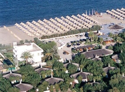 Hotel Villaggio African Beach***