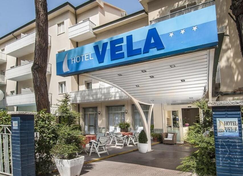 Hotel Vela***