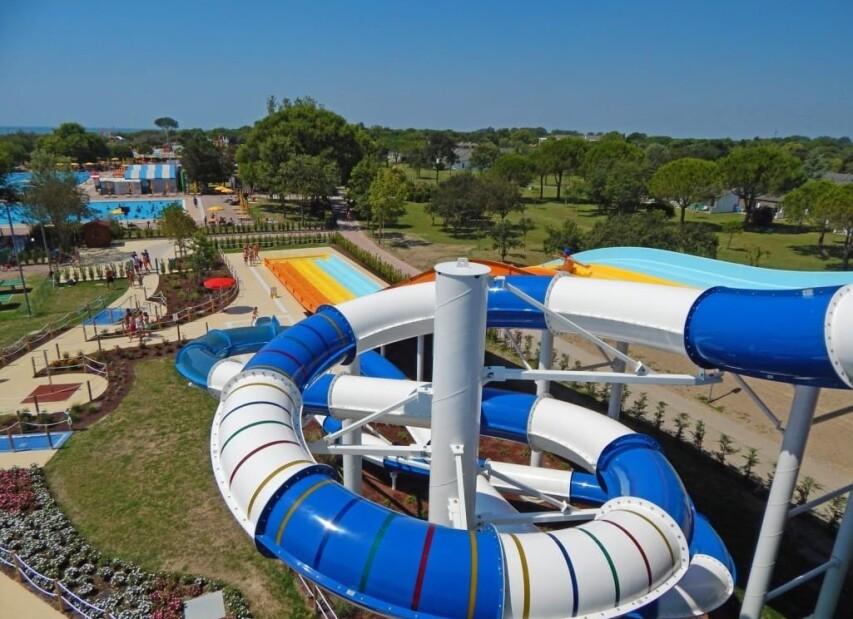 Centro Vacanze Pra' delle Torri**** - Slide Park