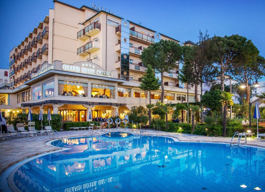 Grand Hotel Gallia**** - Milano Marittima