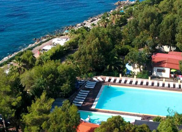 Camping Villaggio dei Fiori**** - Sanremo