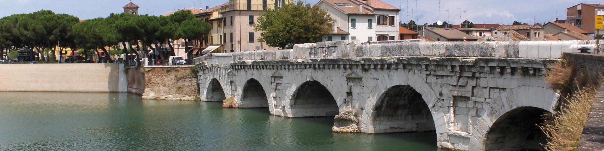 Rimini - Ponte Tiberio