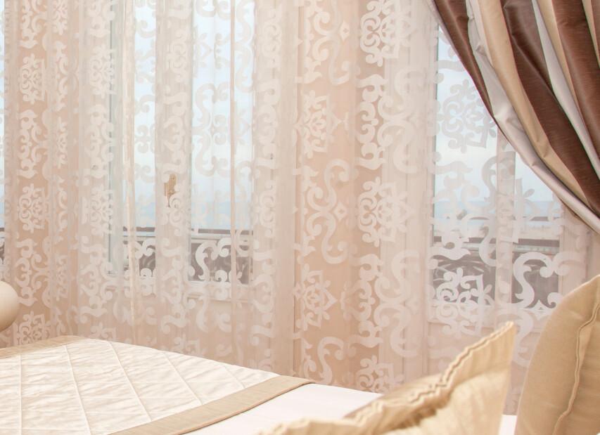 pokoj Deluxe s výhledem na moře